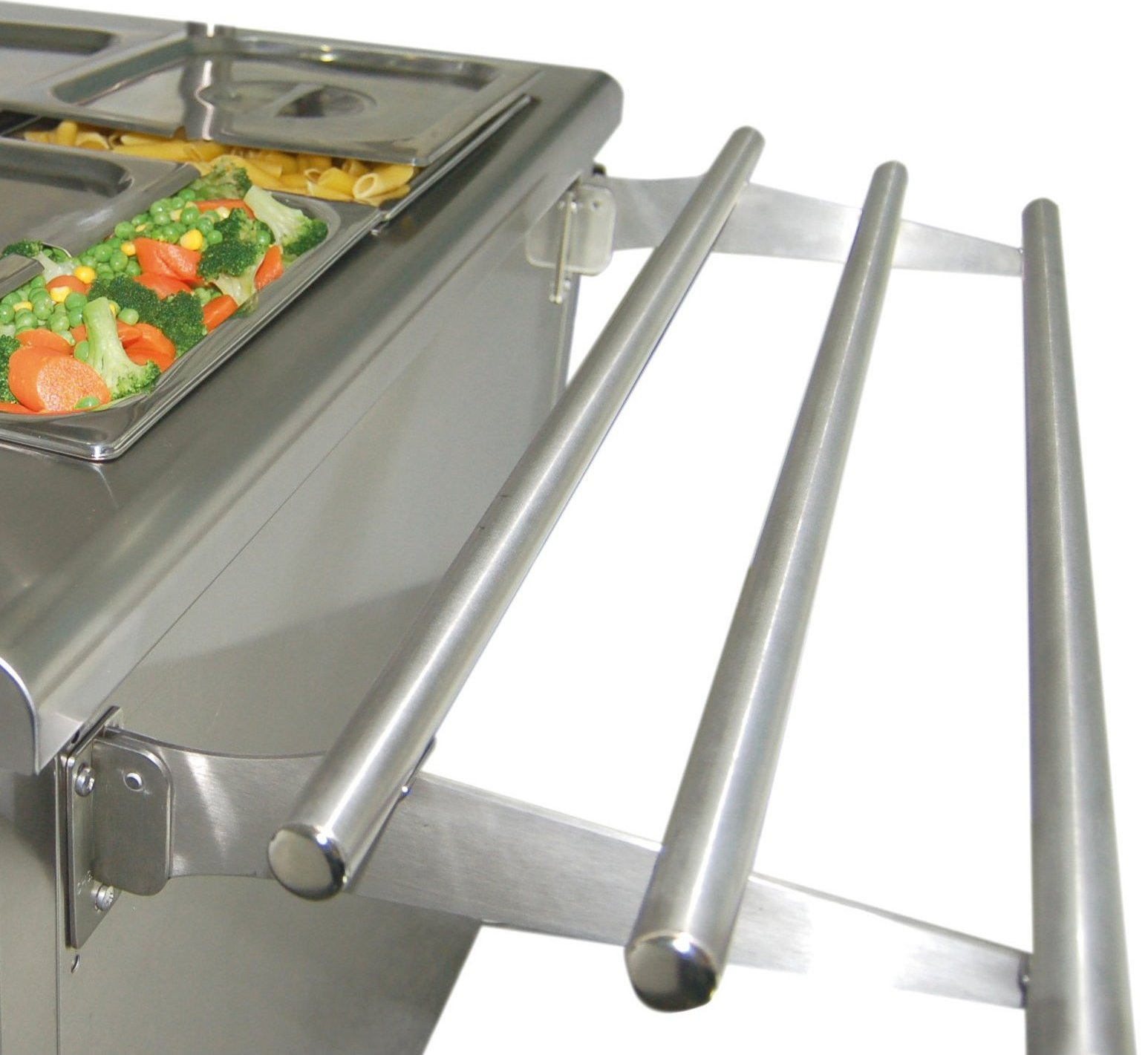 Stainless Steel Tray Slides And Tray Rails
