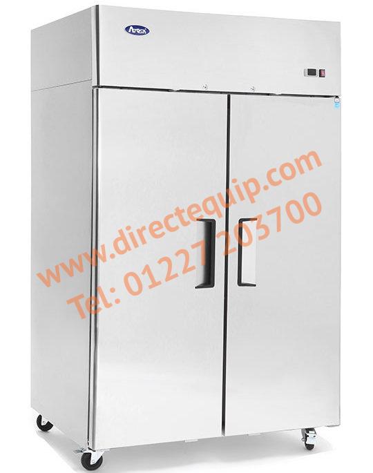Tall Double Door Freezers
